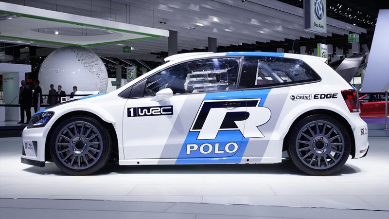 VW Passat Alltrack, Beetle Cabrio y Polo WRC.
