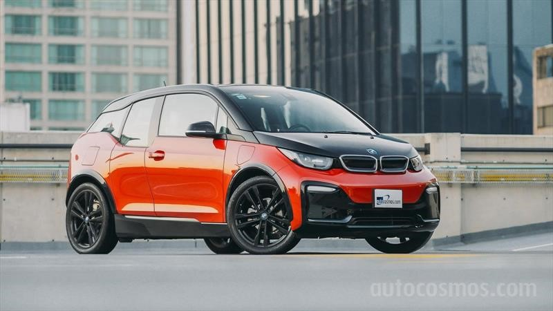 BMW i3 S 2020 a prueba