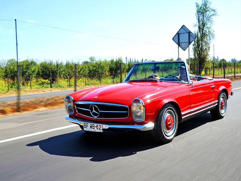 5to Encuentro de Autos Clásicos de Mercedes-Benz