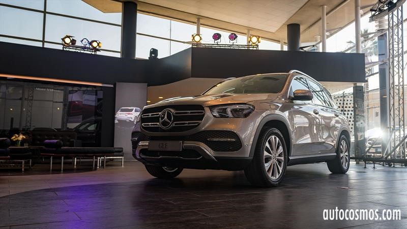 Mercedes Benz GLE 2020 en Chile