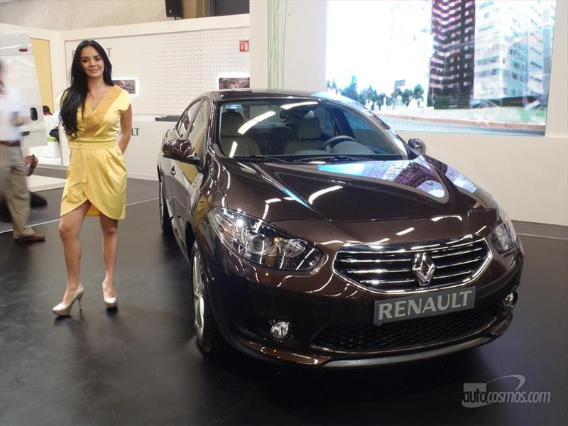 Renault Fluence se renueva estéticamente en Corea
