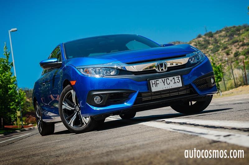 Test Drive: Honda Civic Coupe 2017