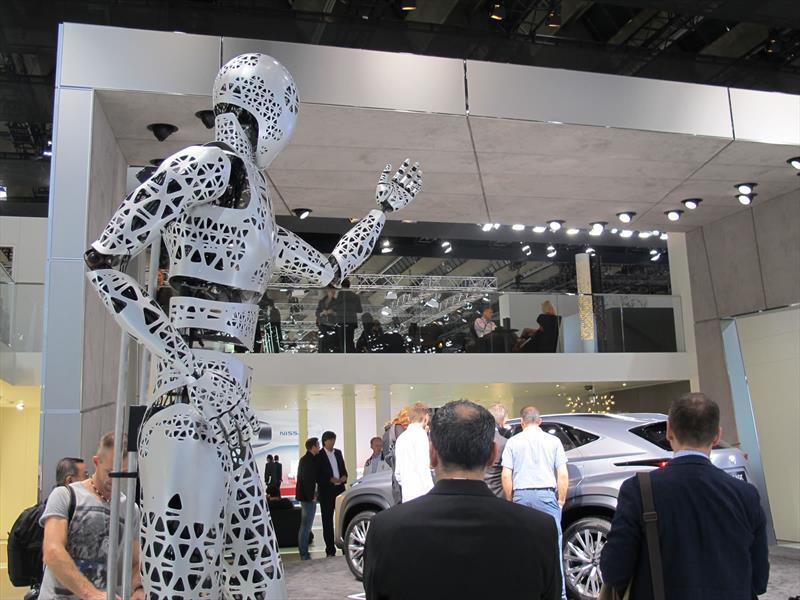 Lo mejor del Salón de Frankfurt 2013 segunda parte