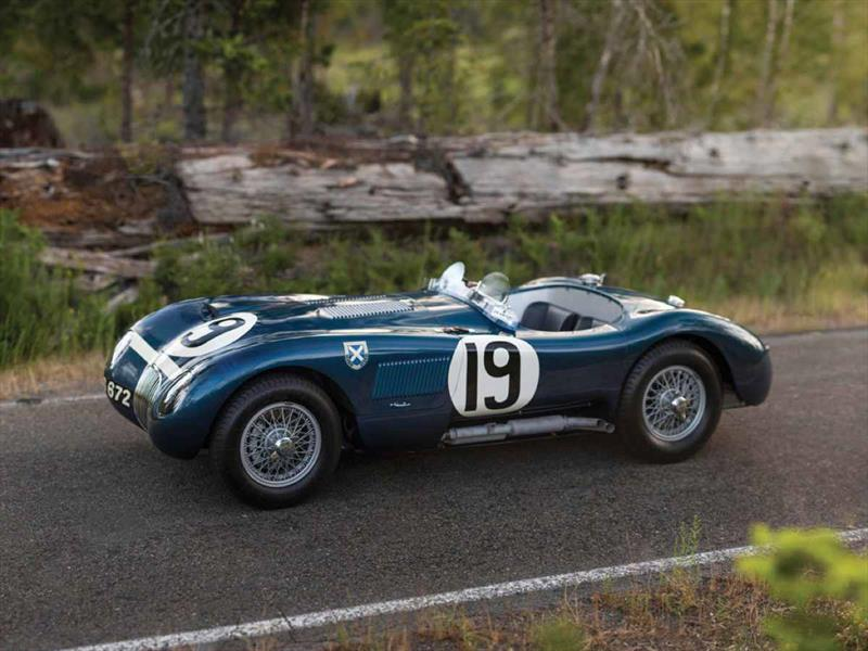 Jaguar C-Type Lightweight 1953