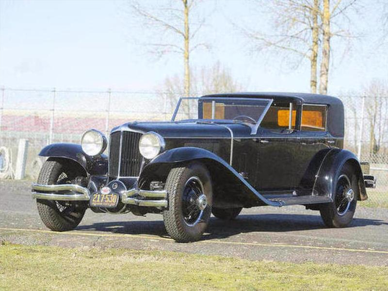 Cord Model L-29 Town Car 1930