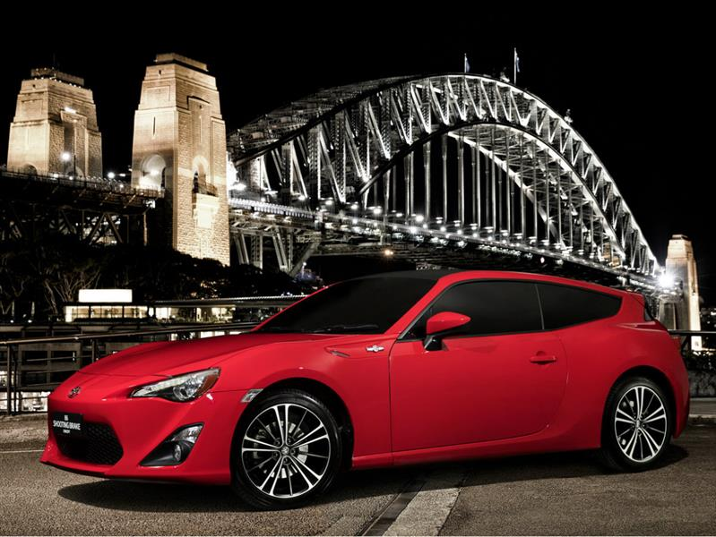 Toyota 86 Shooting Break Concept