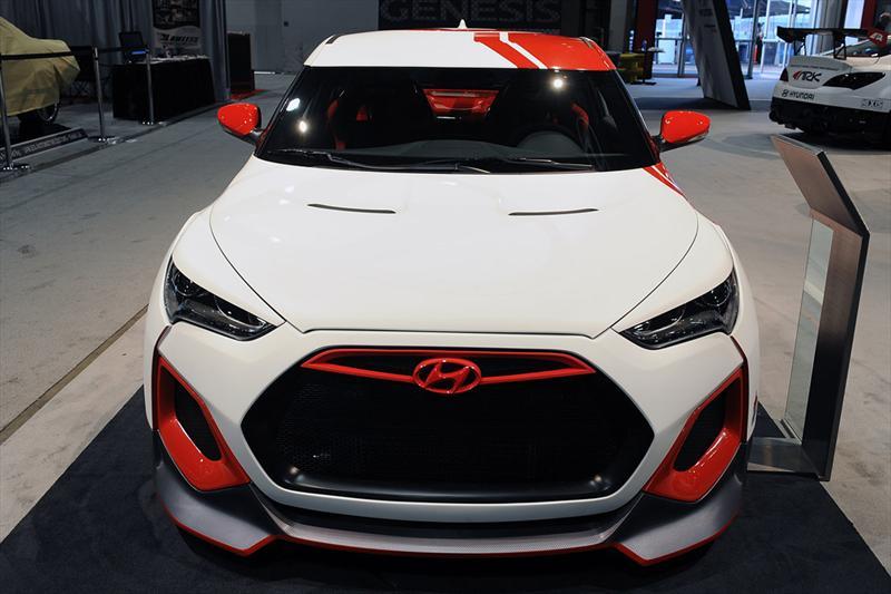 Top 10: Hyundai Veloster Turbo Velocity Concept