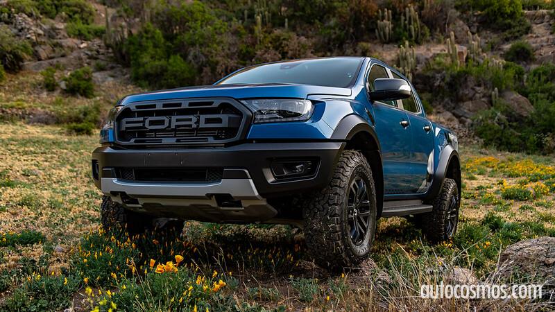 Ford Ranger Raptor 2021 llegada a México