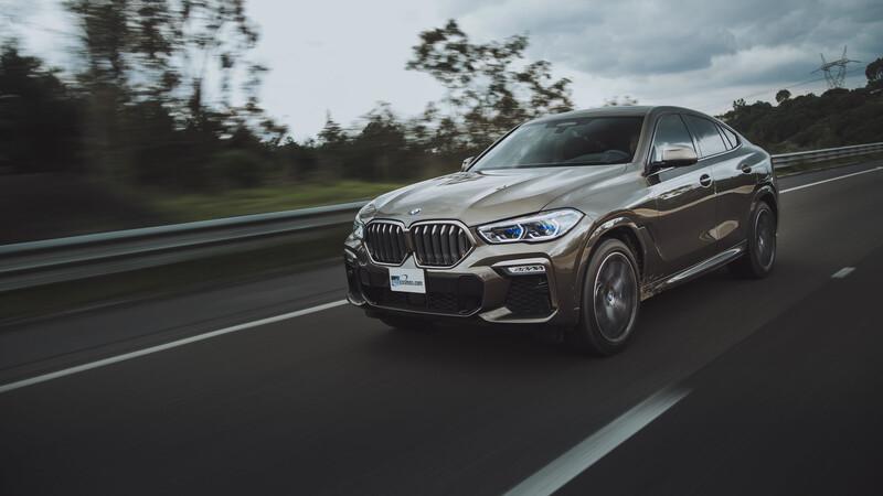 BMW X6 2020 a prueba