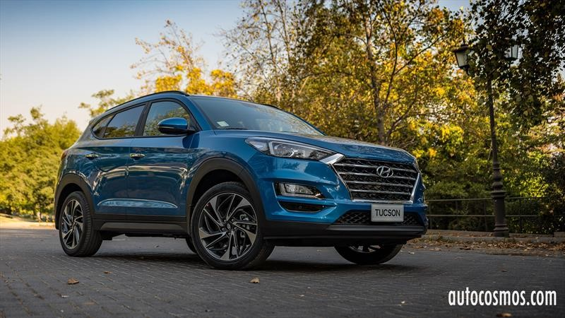Test Drive Hyundai Tucson Turbo 2020