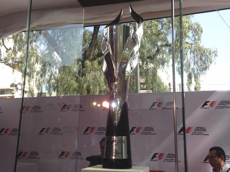 Trofeo Gran Premio de México 2015