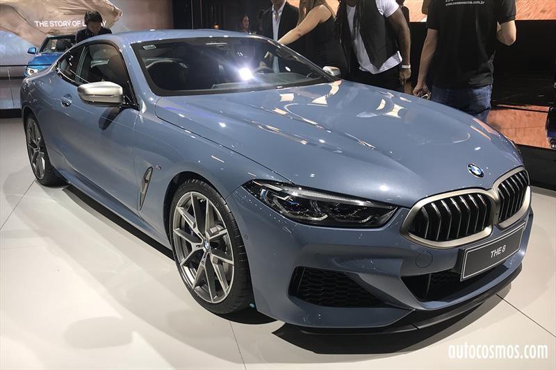 BMW en el Salón de Sao Paulo