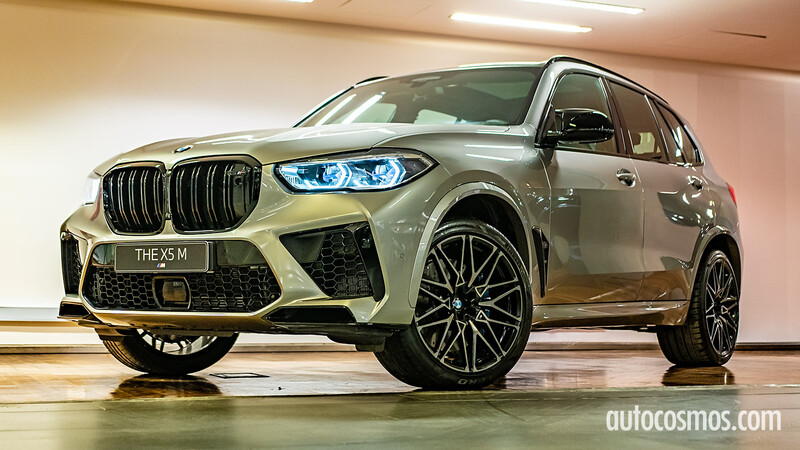 BMW X5 M y X6 M 2021 en Chile