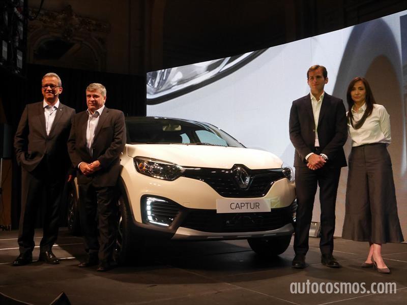 Nuevo Renault Captur