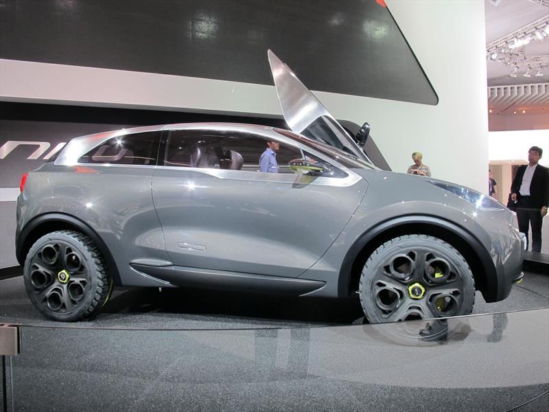 Kia Niro Concept