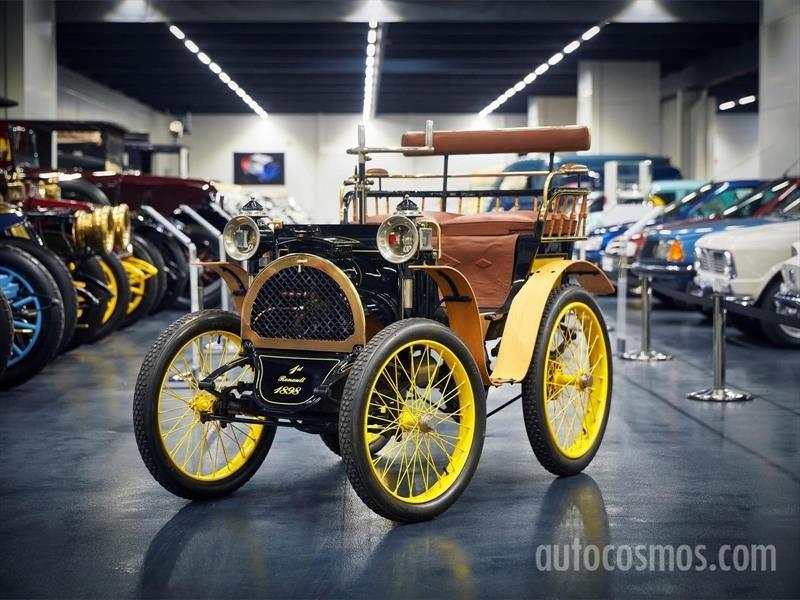 120 años, visita a Renault Classic