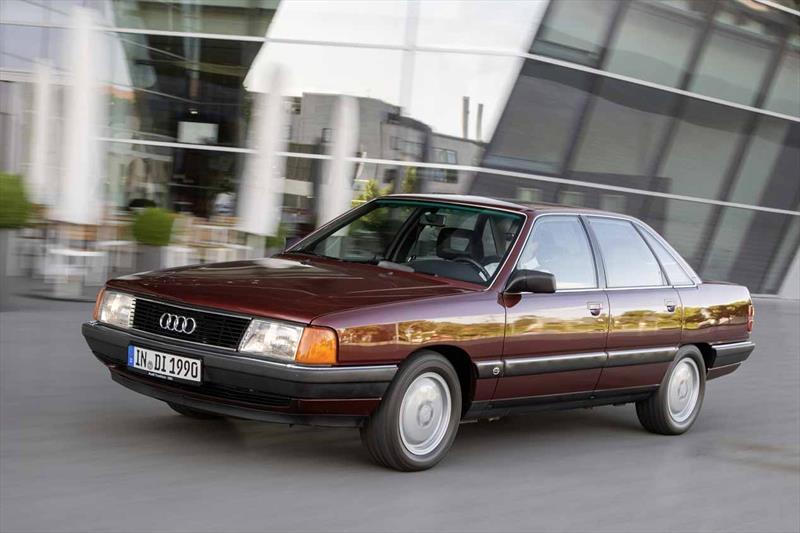 Audi 100 TDi (C3) 1989