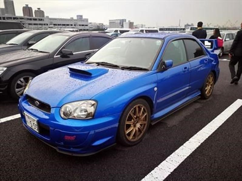 Salón de Tokio: Subaru Impreza WRX STi
