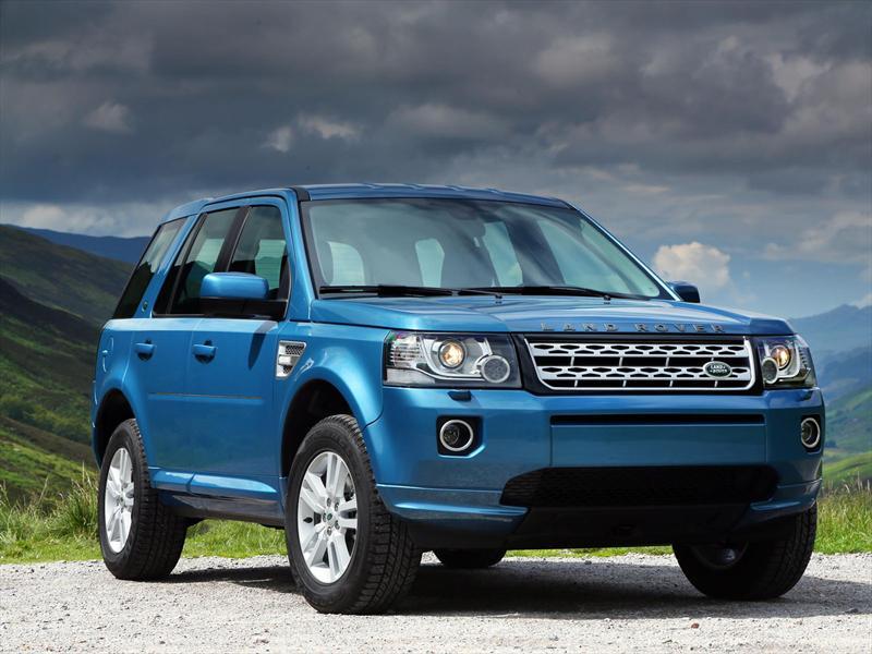 Land Rover Freelander 2 se renueva