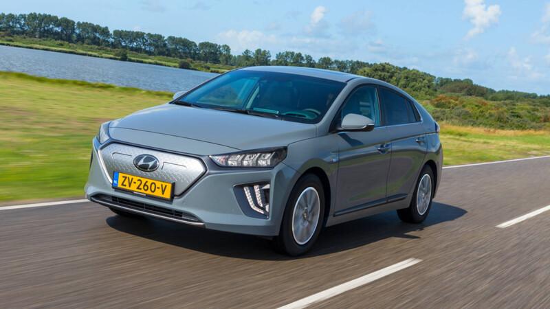 Hyundai Ioniq EV 2021