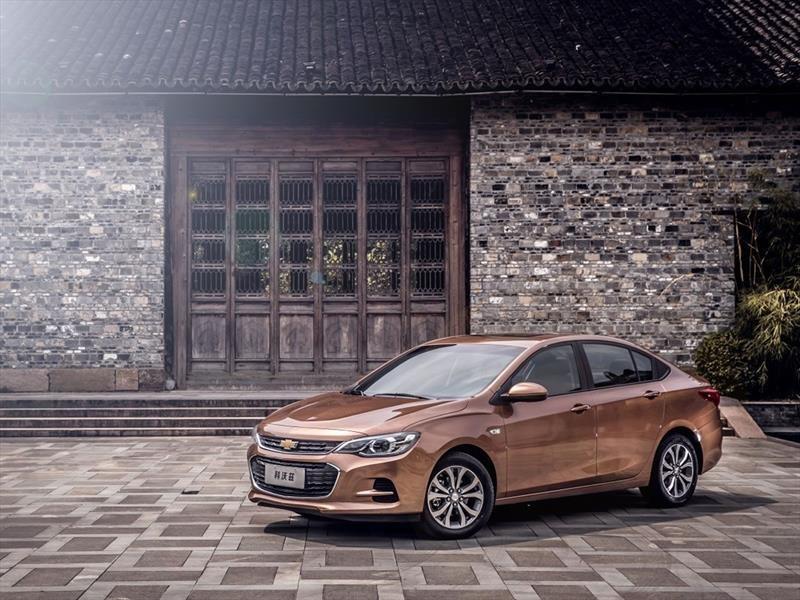 Chevrolet Cavalier Regresa A La Vida