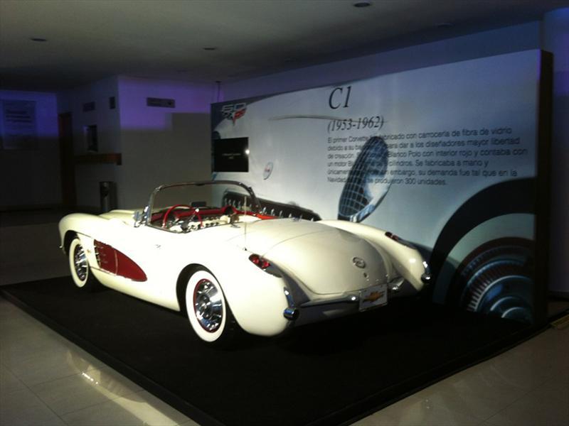 Chevrolet presenta el Corvette 60 Aniversario