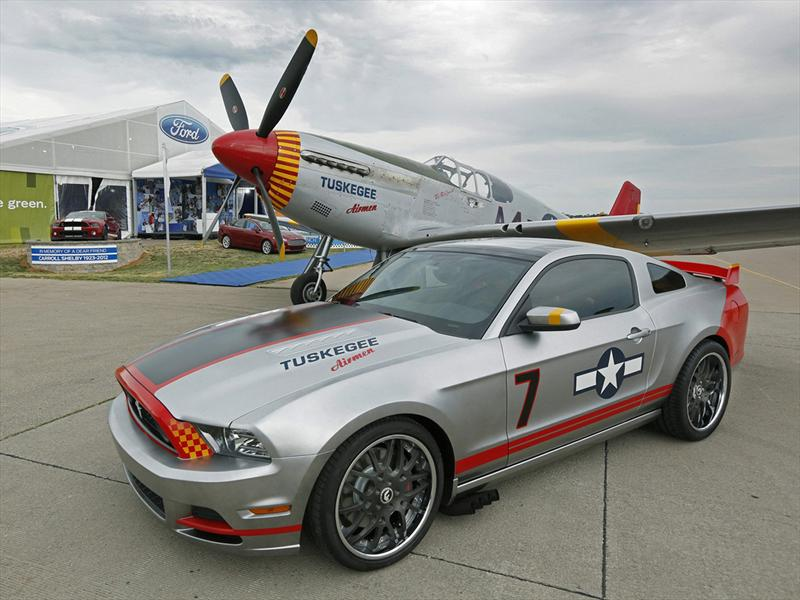 Ford Mustang GT Red Tail Special 2013