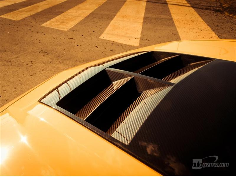 Super Prueba 2012: Chevrolet Camaro ZL1 2013