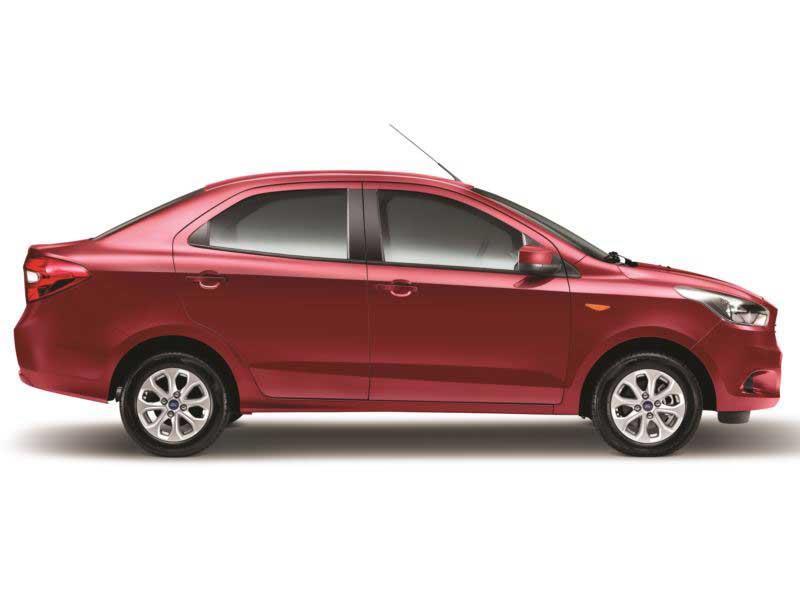 Ford Figo Sedán 2016