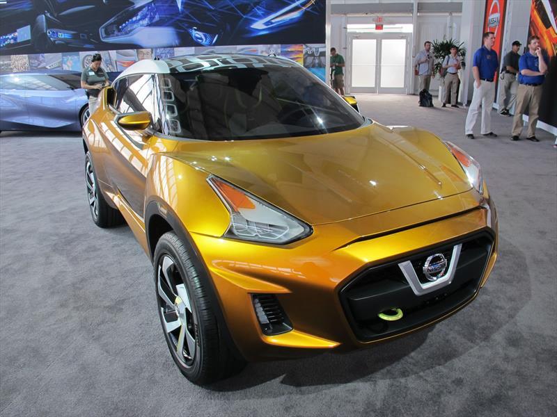 Nissan 360 2013 - Los autos concepto