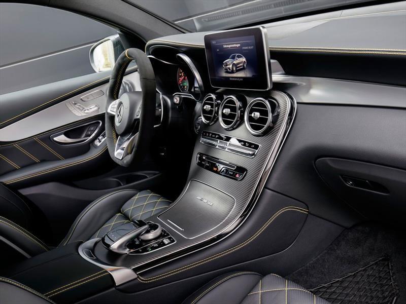 Mercedes-AMG GLC 63 Coupé Edition 1 2018