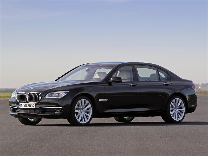 BMW Serie 7 F01 - Quinta generación (2008-2015)