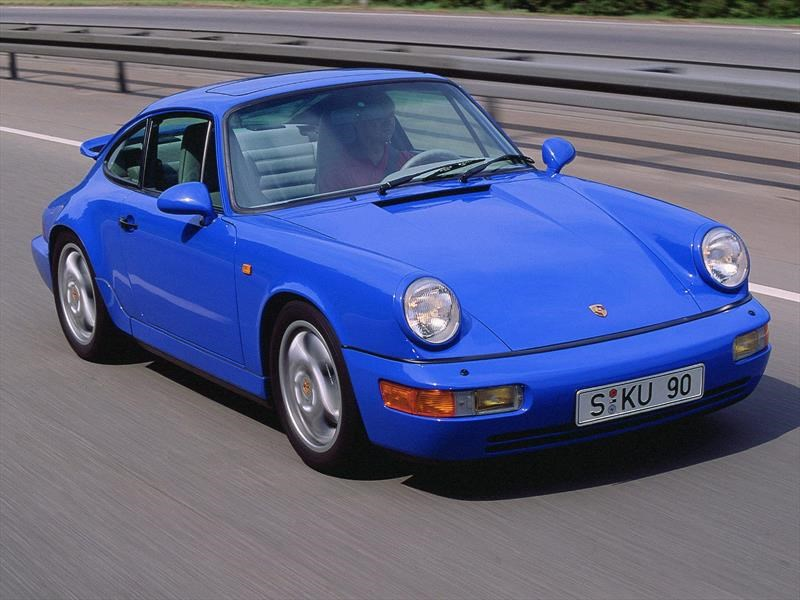 Porsche 911 (1989-1993)