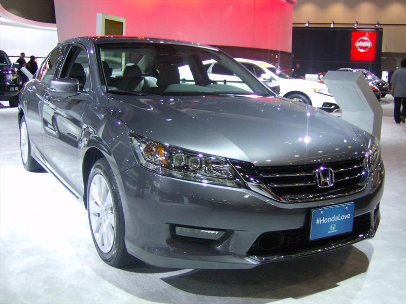 Honda Accord 2014 en Los Angeles 2013