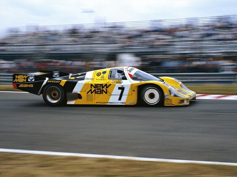 Porsche 956 B, 1985