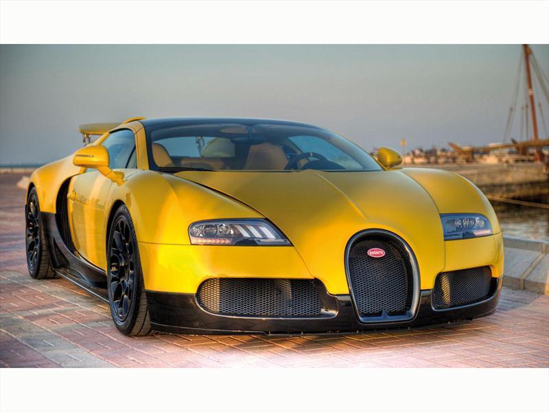 Bugatti Veyron Sport Edition Qatar