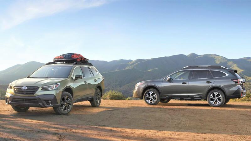 Lanzamiento Colombia Subaru Outback 2020