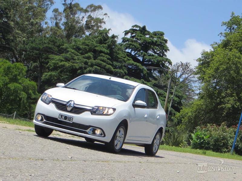 Nuevo Renault Logan a prueba