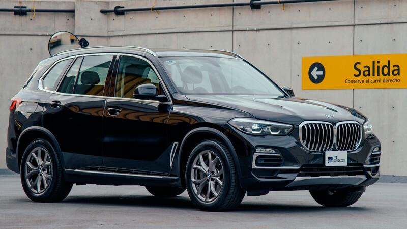 BMW X5 xDrive45 2021