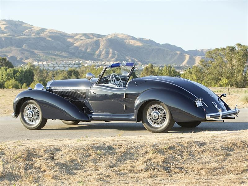 Mercedes-Benz 540 K Special Roadster 1939