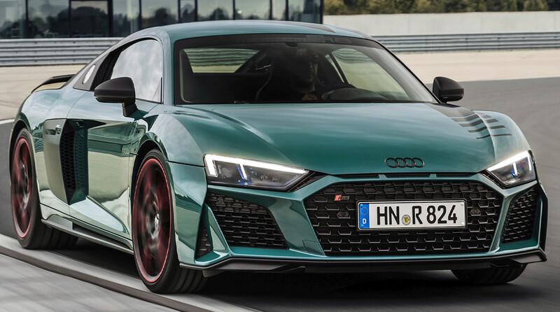 Audi R8 Green Hell 2021 llega a México