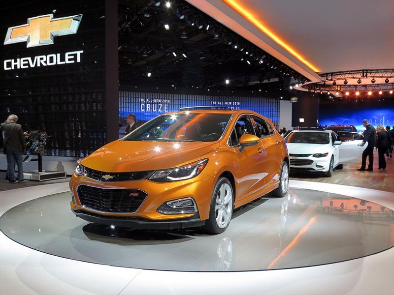 Nuevo Chevrolet Cruze Hatchback