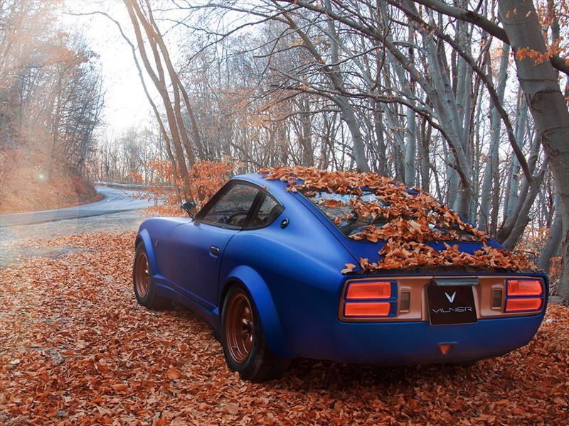 Datsun 280Z por Vilner Garage