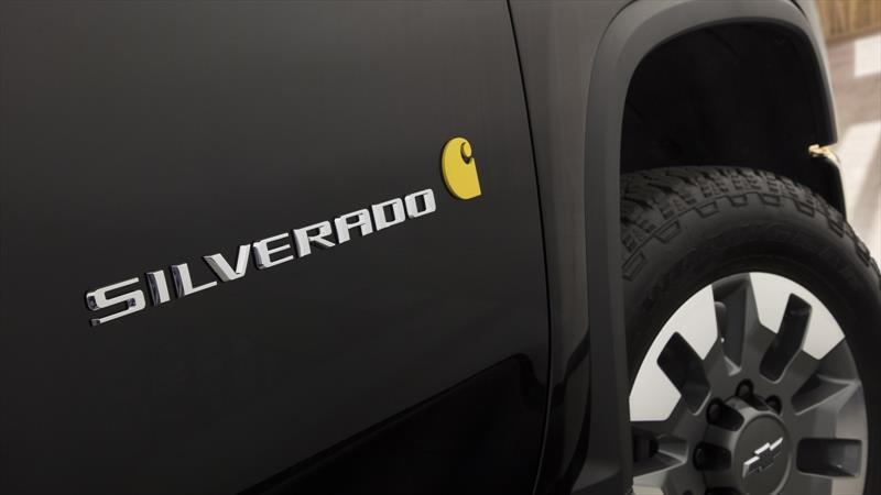 Chevrolet Silverado HD Carhartt Special Edition