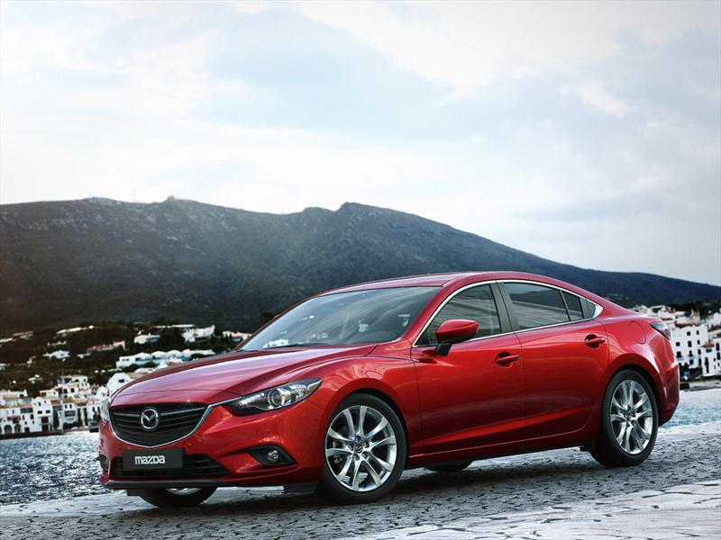 Mazda6 2014 se presenta