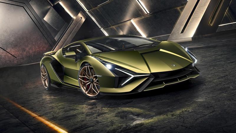 Lamborghini Sián 2021