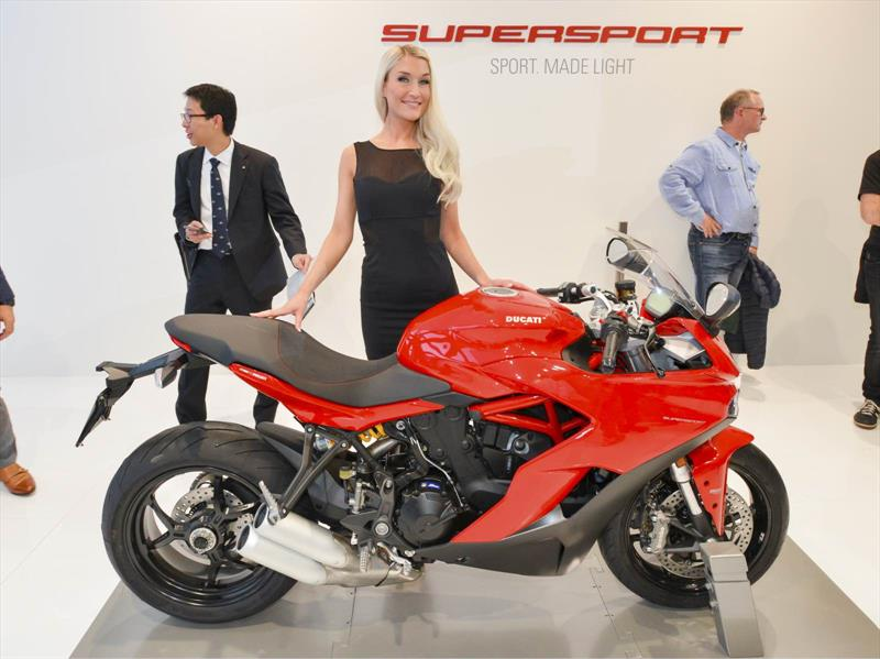 Ducati SuperSport/S
