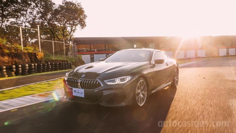 BMW Serie 8 2019 a prueba