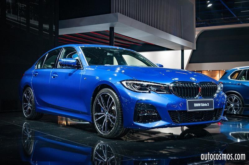 BMW en el Salón de San Pablo