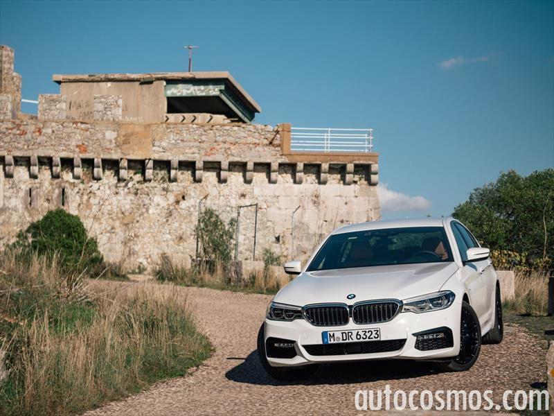 BMW Serie 5, séptima generación